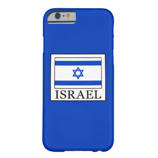 Israel Barely There iPhone 6 Case