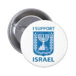 Israel Coat of Arms VIntage Pins