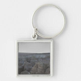 Israel, Dead Sea, rock formations Key Ring