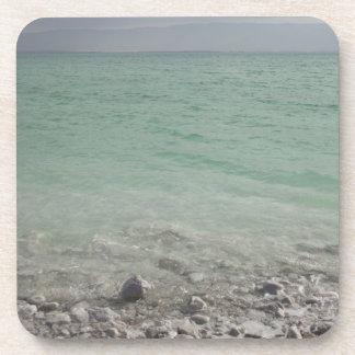 Israel, Dead Sea, seascape Coaster
