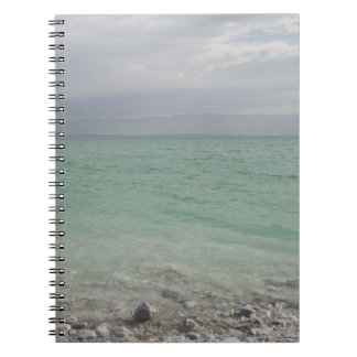 Israel, Dead Sea, seascape Notebooks