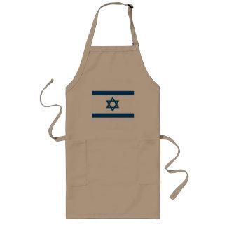 Israel Flag Apron