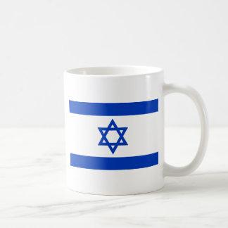 Israel Flag Coffee Mug