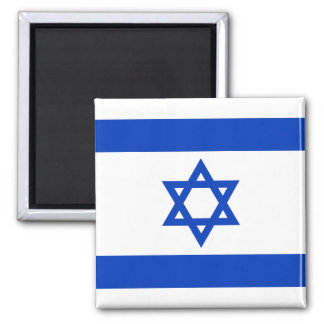 Israel Flag Refrigerator Magnet