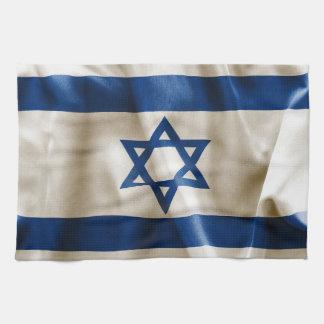 Israel Flag Tea Towel