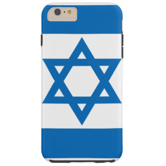 Israel flag tough iPhone 6 plus case