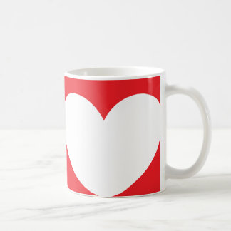 'Israel Heart' Coffee Mug