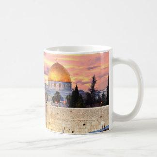 Israel Jerusalem Coffee Mug