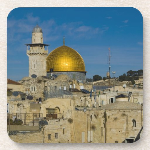 Israel, Jerusalem, Dome of the Rock Coasters