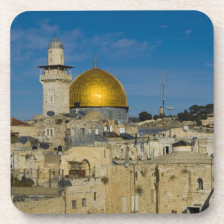 Israel, Jerusalem, Dome of the Rock Drink Coasters
