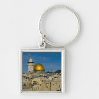 Israel, Jerusalem, Dome of the Rock Keychains
