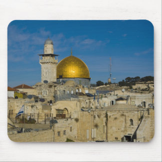 Israel, Jerusalem, Dome of the Rock Mouse Pad