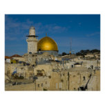 Israel, Jerusalem, Dome of the Rock Print