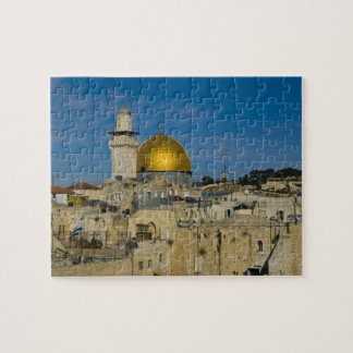 Israel, Jerusalem, Dome of the Rock Puzzles