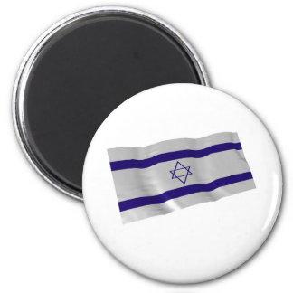 israel refrigerator magnet