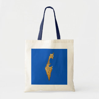 Israel Map Bag