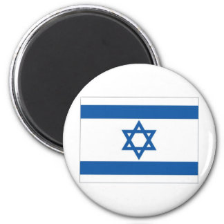 Israel National Flag Magnet