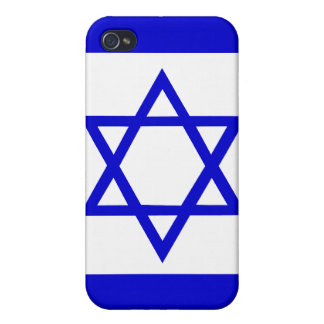Israel National Nation Flag  iPhone 4 Cases