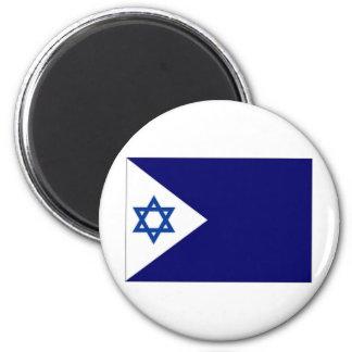 Israel Naval Ensign Magnets