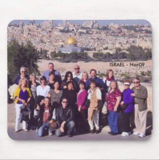 Israel Nov09 Mousepad