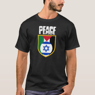 Israel Palestine No War PEACE T-Shirt