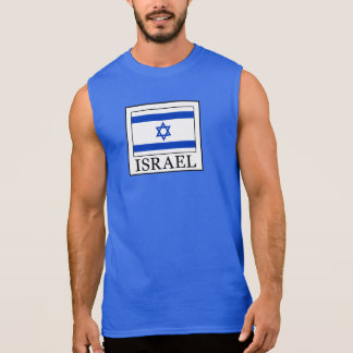 Israel Sleeveless Shirt