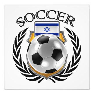 Israel Soccer 2016 Fan Gear Art Photo