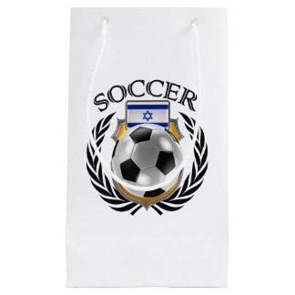 Israel Soccer 2016 Fan Gear Small Gift Bag