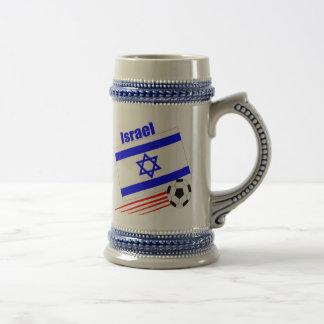 Israel Soccer Team Beer Steins