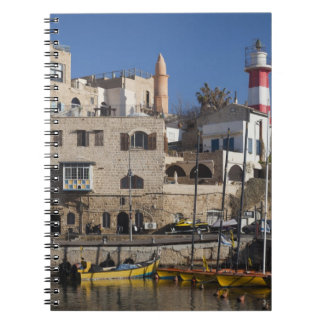 Israel, Tel Aviv, Jaffa, Jaffa Old Port Notebook