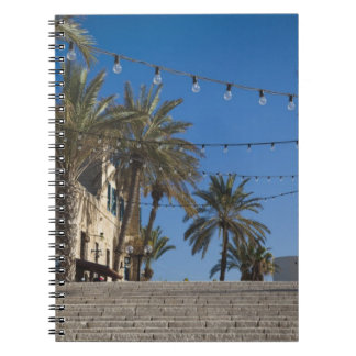 Israel, Tel Aviv, Jaffa, stairs, Old Jaffa Notebooks