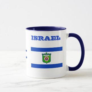 """ISRAEL Tel Aviv Mug """"תל אביב ספל"""""""