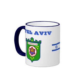 ISRAEL- Tel Aviv Mug תל אביב ספל