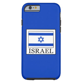 Israel Tough iPhone 6 Case