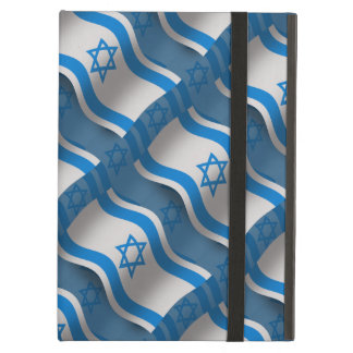 Israel Waving Flag Cover For iPad Air