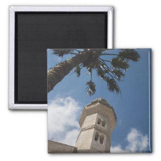 Israel, West Bank, Bethlehem, Mosque of Omar Square Magnet