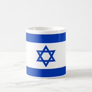 Israel World Flag Coffee Mug