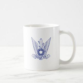 Israeli Air Force Emblem Coffee Mug