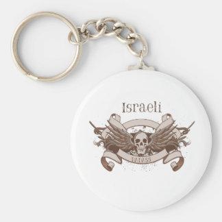 Israeli Badass Key Chains