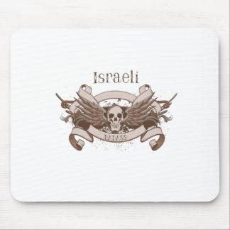 Israeli Badass Mouse Pads