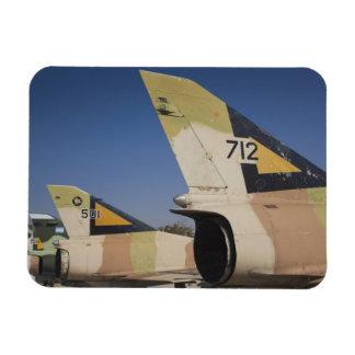 Israeli-built Kfir fighter 2 Vinyl Magnet