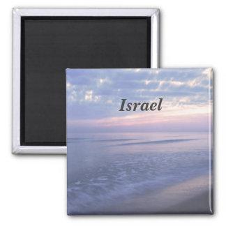 Israeli Coast Fridge Magnet