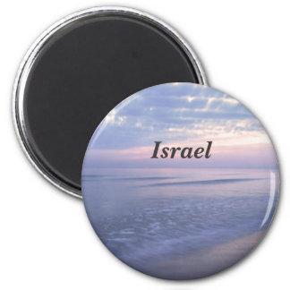 Israeli Coast Refrigerator Magnet
