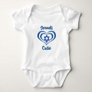 Israeli Cutie Baby Bodysuit
