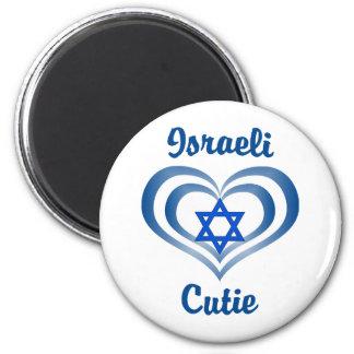 Israeli Cutie Fridge Magnets