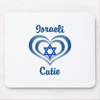 Israeli Cutie Mouse Pad