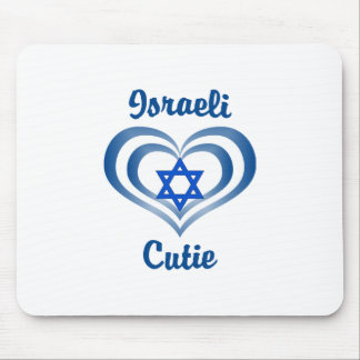 Israeli Cutie Mousepads