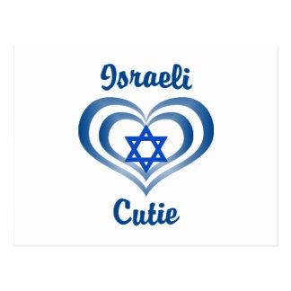 Israeli Cutie Postcard