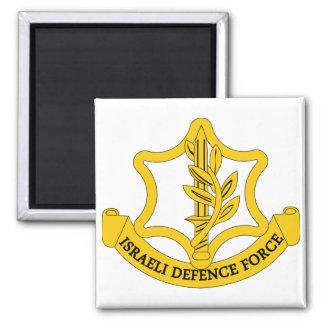 Israeli Defence Force Square Magnet