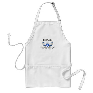 Israeli For Life Adult Apron